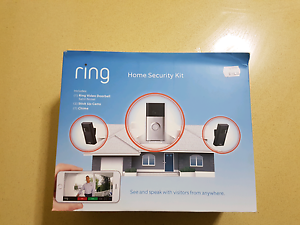 BRAND NEW) Ring Home Security Kit. Fairfield Darebin Area Preview