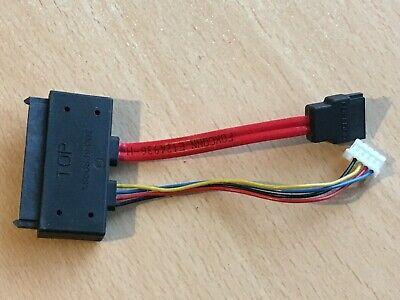 Gebraucht, Xbox Eins Erste Generation SATA und Power Festplatte Anschluss Kabel Motherboard gebraucht kaufen  Versand nach Germany