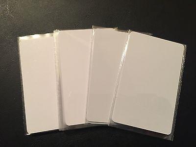 200PCS MIFARE 14443A 13.56mhz SMART CARDS