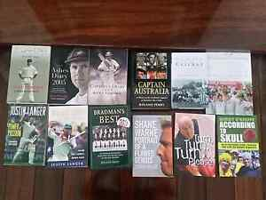 Cricket Autobiographies/Biographies and Stories East Victoria Park Victoria Park Area Preview