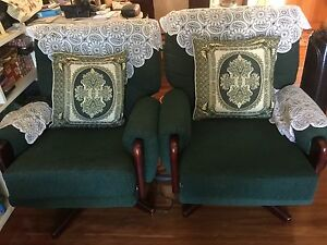 Sofa set $50: two singleseat sofas and one three seat sofa Upper Mount Gravatt Brisbane South East Preview