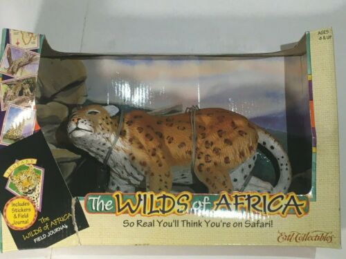 ERTL COLLECTIBLES WILDS OF AFRICA LEOPARD