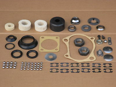 Complete Steering Repair Kit For Massey Ferguson Mf 135 148 165 175 230 240 35