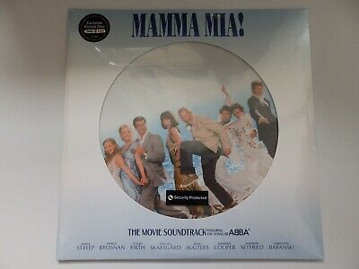 ABBA - MAMMA MIA - HMV ONLY 2 LP PICTURE DISC LTD TO 1000 - SEALED