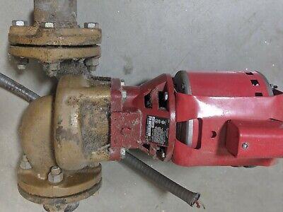 Bell Gossett 16 Hp Booster Pump