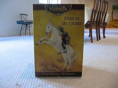 Sideshow Collectibles Chronicles of Narnia Peter Unicorn 165/3000 Lion Witch Low