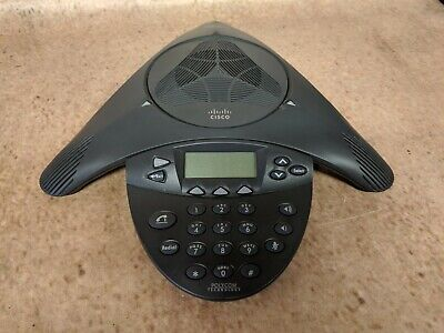 Cisco Cp-7936 Ip Conference Station Voip Phone C9