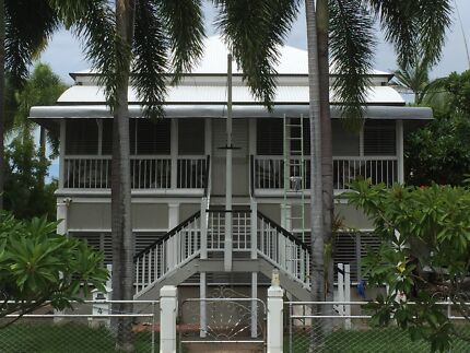 Stately Queenslander Rooms for Rent South Townsville