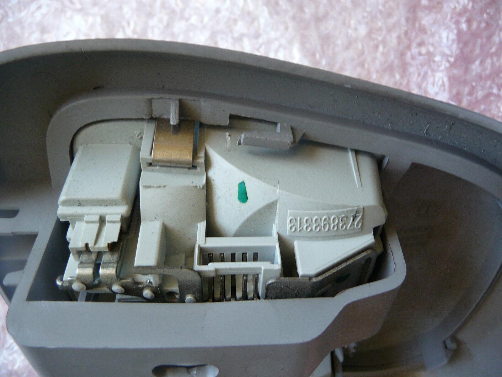 Lampe plafonnier eclairage int rieur avant opel meriva a for Opel corsa c interieur