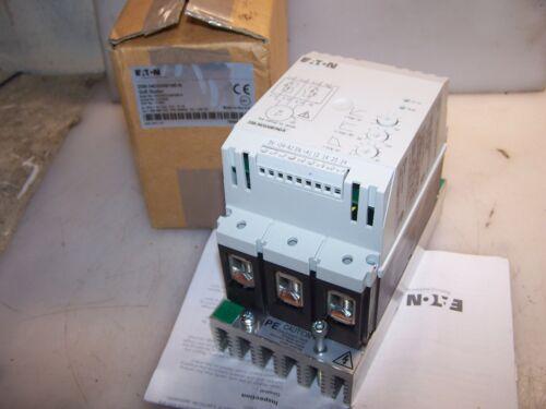 NEW EATON 60 HP SOFT START MOTOR STARTER 460 VAC DS6-34DSX081N0-N COIL 24 VDC