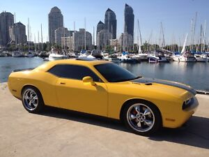 2010 Dodge Challenger SRT8, 662 Hp