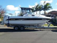URGENT! 2010 Tournament Bluewater 2250 Boat w 225HP Evinrude ETEC Prestons Liverpool Area Preview