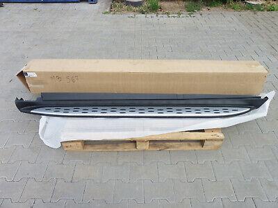 Original Mercedes Benz ML GLE Auftritt A1666900175 Längsträger links MB.567