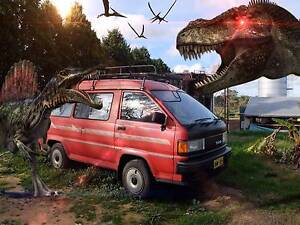 1990 Toyota Lite Ace Van Automatic Perth Perth City Area Preview