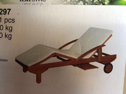 Liegebett für den Garten - der nächste Sommer kommt bestimmt -