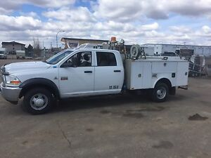 2012 Dodge 3500 Service Truck For Sale