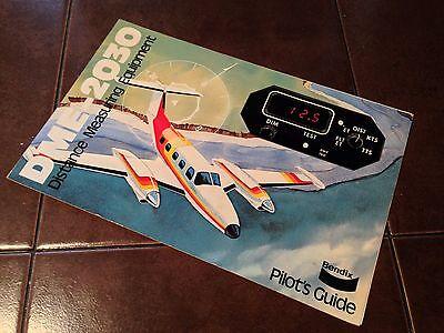 Bendix BX-2000 DME-2030 Pilot's Guide