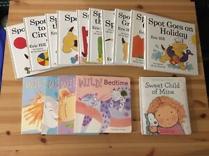 Used toddler books