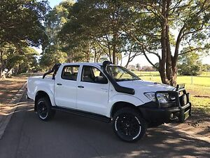 Sr5 hilux upgrade . Quick sale make reasonable offer Strathfield Strathfield Area Preview
