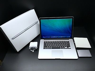 "MINT Apple MacBook Pro 15"" Retina 2014/2015 -  Core i7 2.2GHz - 3 Year Warranty"