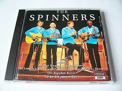 THE SPINNERS - The Spinners - CD Album