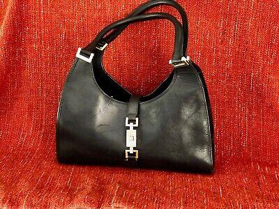 Vintage Gucci Jackie O Bardot Hobo Handbag
