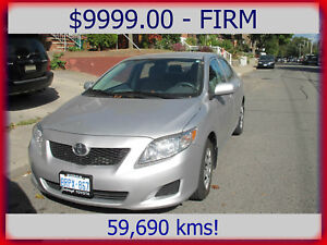 VERY FAIR PRICE! - FIRM - ONLY SERVICED by TOYOTA DEALER