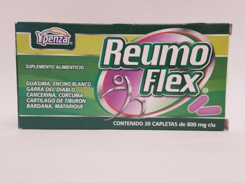 REUMOFLEX REUMO FLEX RELIEVE Joint Pain Arthritis & CIATICA PAIN ARTICULACIONES 1