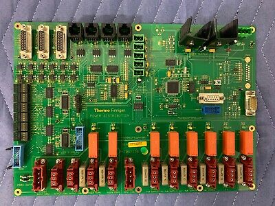 Thermo Finnigan Ltq Orbitrap Xl Power Distribution Pcb Board Part 2062130-07