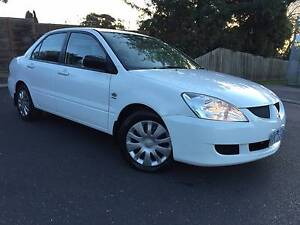 2006 Mitsubishi Lancer Sedan  automatic transmission+very low kms Heidelberg Heights Banyule Area Preview