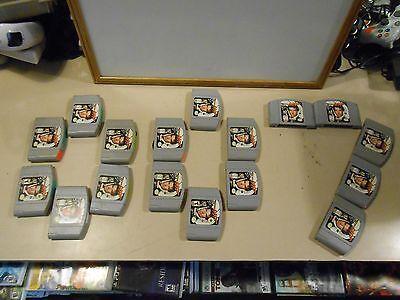 Goldeneye 007 James Bond Nintendo 64 N64 Classic Shooter Video Game AUTHENTIC