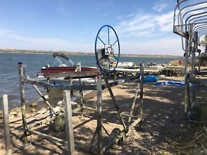 3000 lbs boat lift for sale