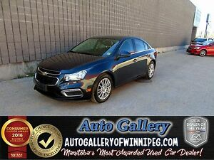 2015 Chevrolet Cruze ECO *Backup Cam!