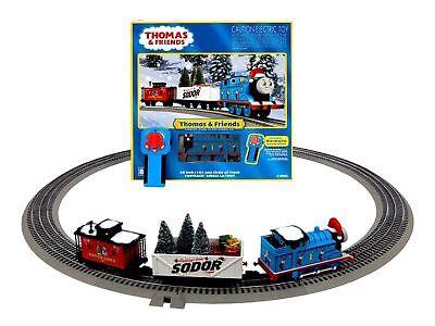 Lionel Christmas Thomas Friends Remote Train Set RailSounds MIB Bluetooth