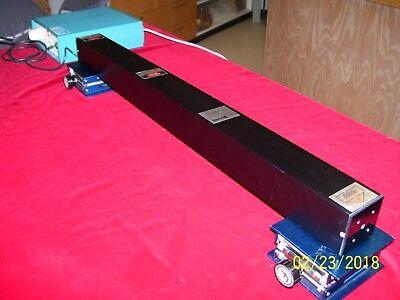 Multimode Hene Laser For Raman Spectroscopy Or Light Show Use 38 Mw