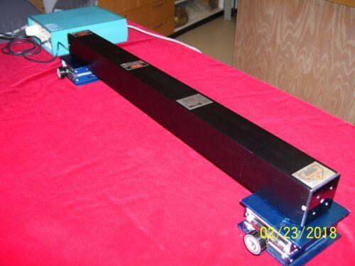 Multimode HeNe laser for Raman Spectroscopy or light show use! 38 mW