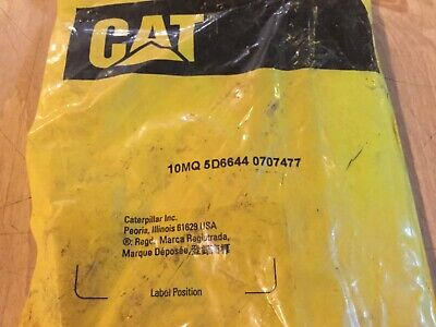 Caterpillar Shim 5d6644 - 10 Pack - New Sealed In Oem Package
