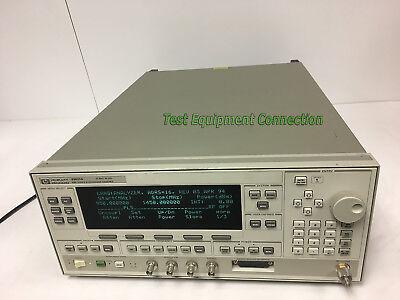 Keysight-agilent 83620a-001-008 Synthesized Sweeper