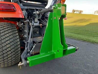 3-point Receiver Hitch Green