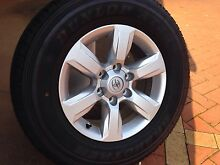 Brand New - Prado GXL -17 inch - Rims and Tyres West Swan Swan Area Preview