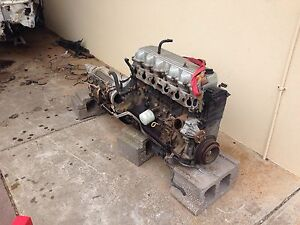 Rb30 engine and transmission Port Noarlunga South Morphett Vale Area Preview
