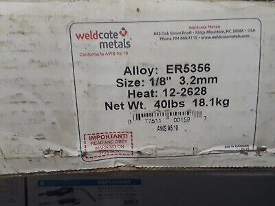 Weldcote Metals Er5356 18 Rod.40 Lb Box