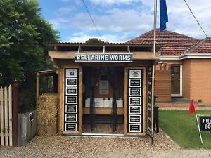 Bellarine Worms - Bait & Burley, Firewood & Mini Garden Supplies Point Lonsdale Outer Geelong Preview