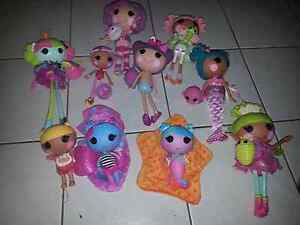 10 lalaloopsy dolls Brassall Ipswich City Preview