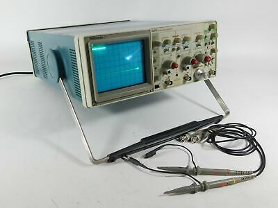 Tektronix 2235 100mhz Two-channel Oscilloscope W Probes Good Condition