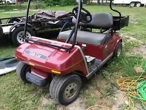Golf. Cart