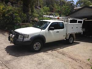 10/08 4X4 Ford Ranger Ute with all the bells and whistles Dural Hornsby Area Preview