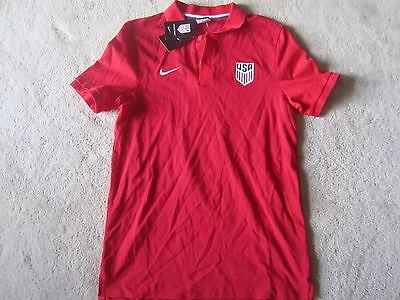 BNWT Nike Team USA Soccer Polo Size XL