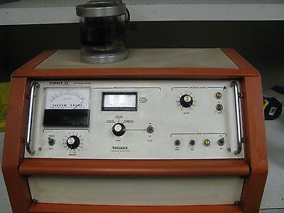 Technics Hummer Vi Sputtering System Sem Sputter - Ec31