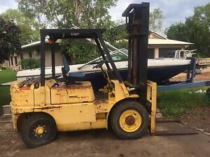 Diesel 4ton fork lift Rosebery Palmerston Area Preview
